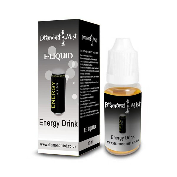 E-Liquid Diamond Mist Bebida Energetica 12mg Nicotina (10ml)