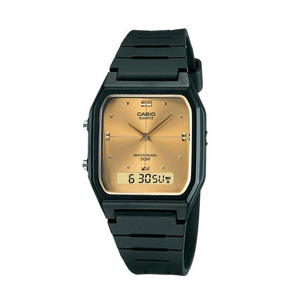 Reloj Analogico y Digital CASIO Collection AW-48HE-9A