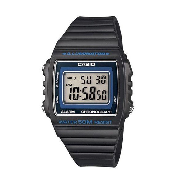 Reloj Digital CASIO W-215H-1A