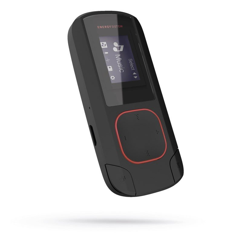 Reproductor MP3 Energy Clip Bluetooth Coral