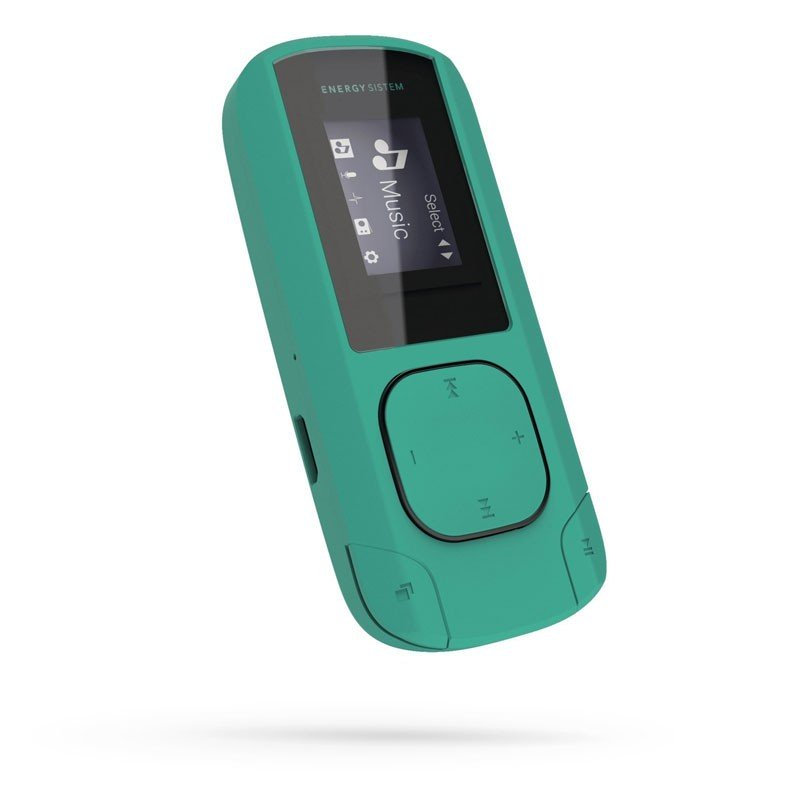 Reproductor MP3 Energy Clip Mint