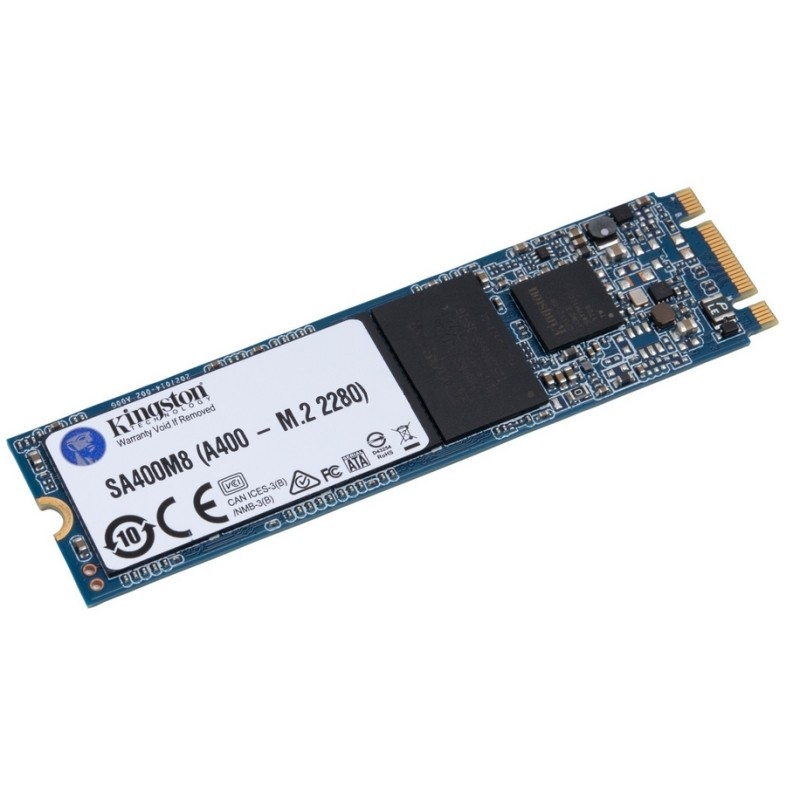 Disco Duro SSD M.2 2280 120GB Kingston A400