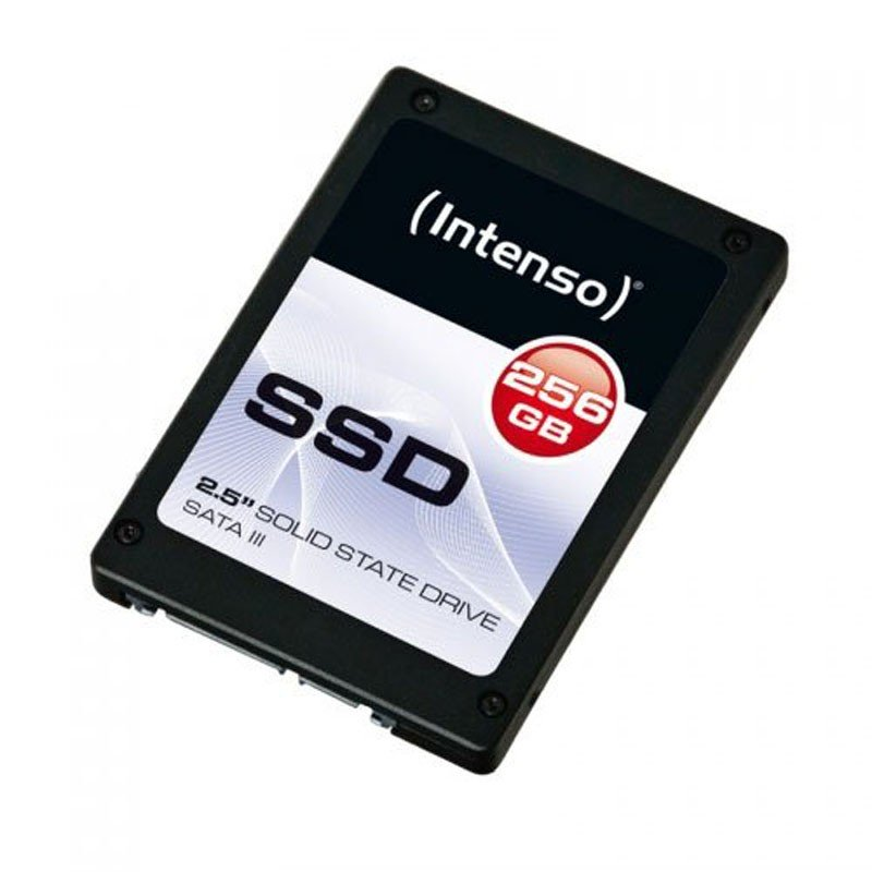Disco Duro SSD 256GB Intenso Top