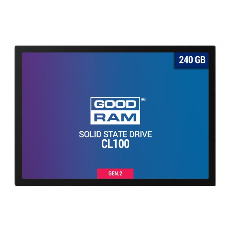 Disco Duro SSD 240GB GoodRam CL100 GEN.2