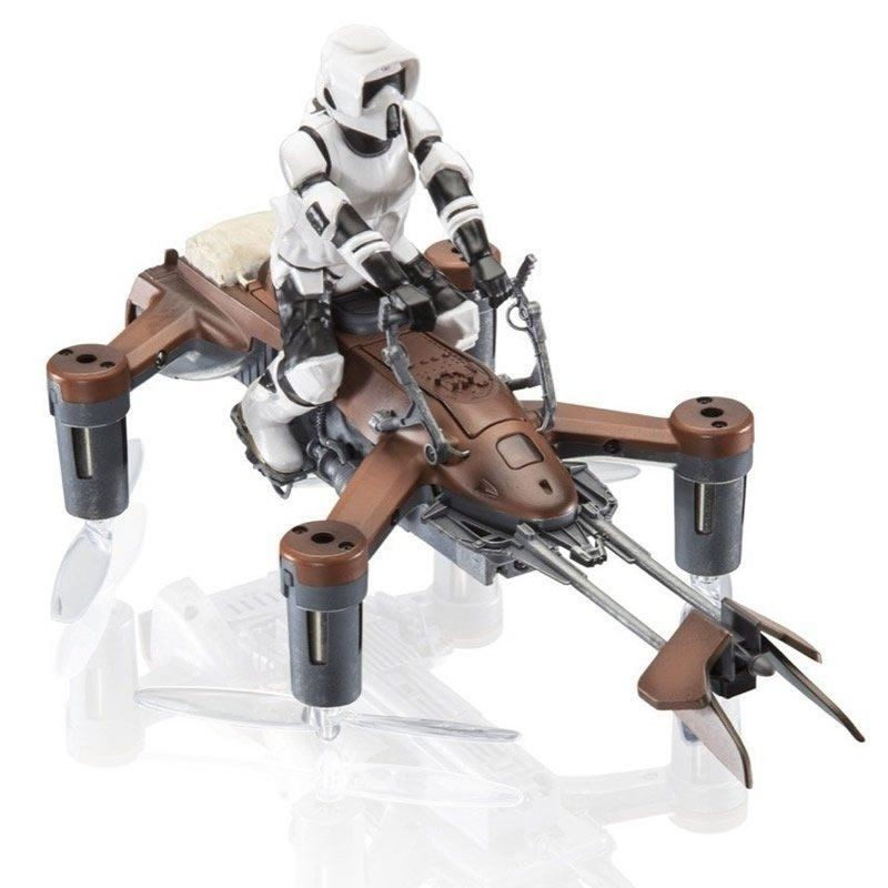 Drone Cuadricoptero Propel Star Wars 74-Z Speeder Bike