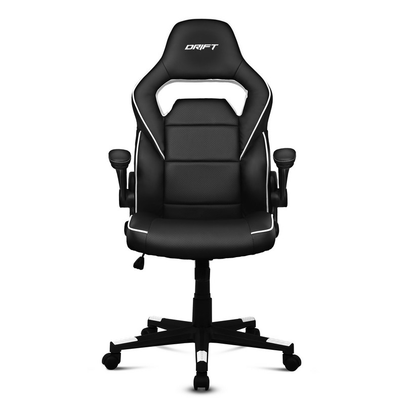 Silla Gaming Drift DR75 Negro / Blanco