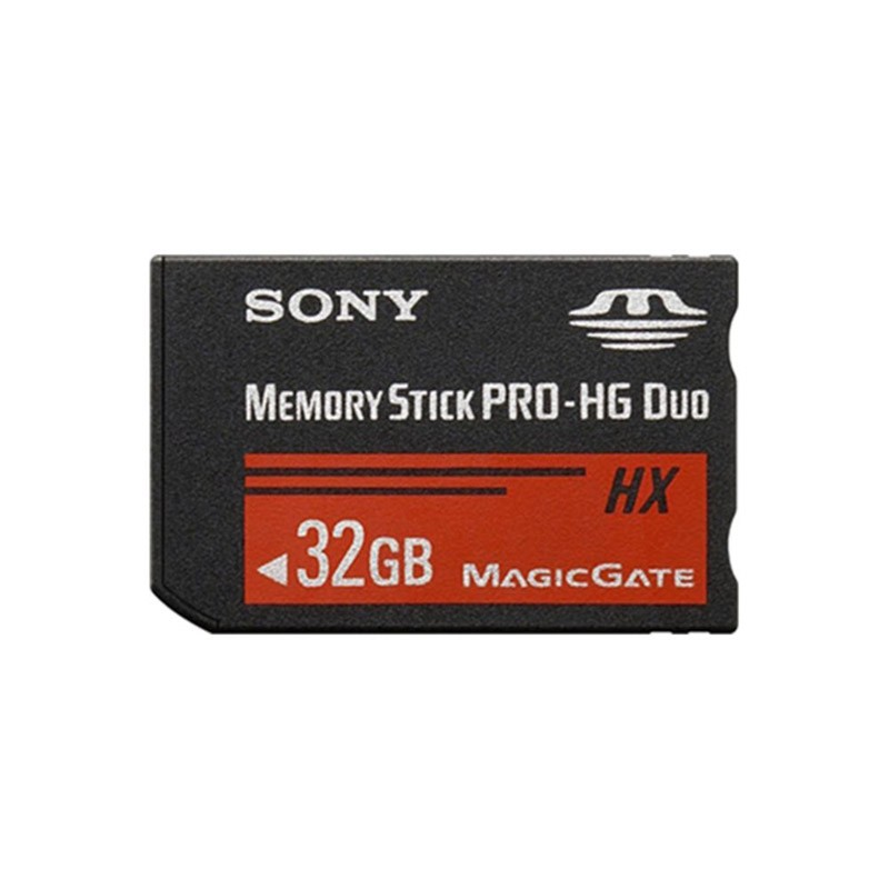 Sony Memory Stick PRO-HG Duo HX 32GB