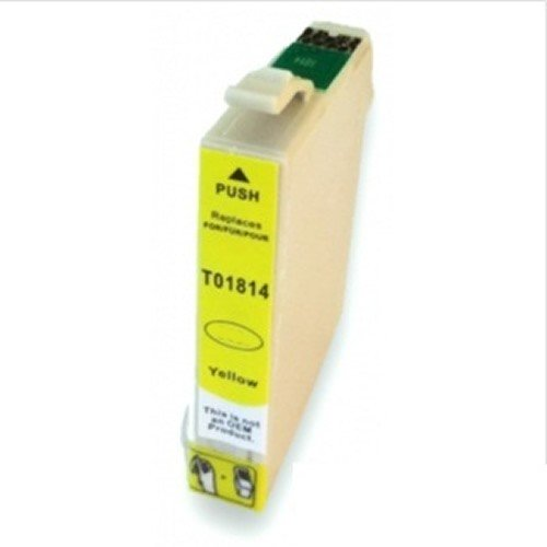 T01814 Compatible Ink Cartridge (Yellow)