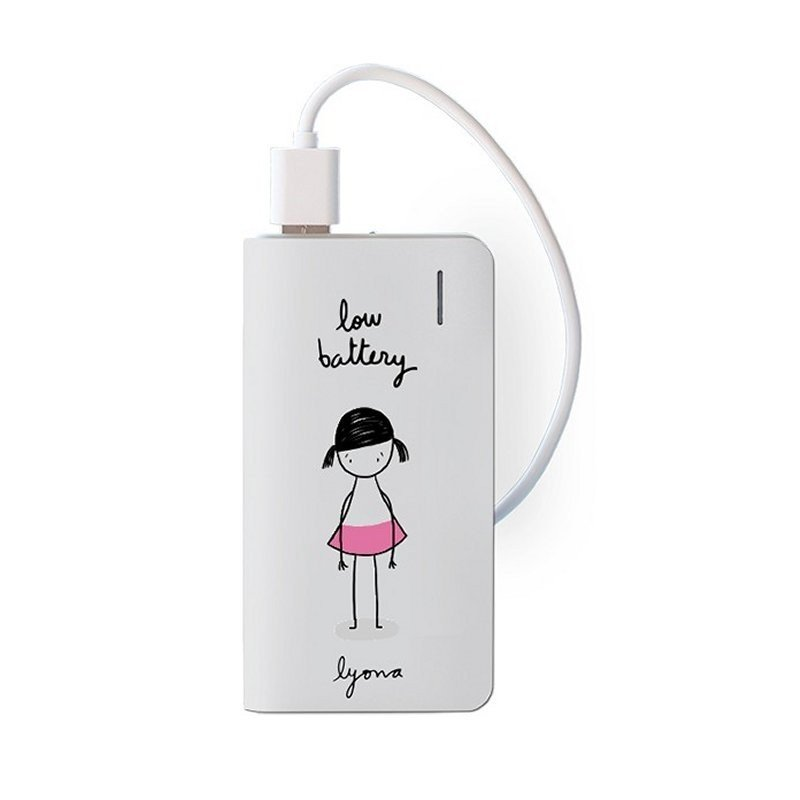 PowerBank Tan Tan Fan Low Lyona 4.000mAh