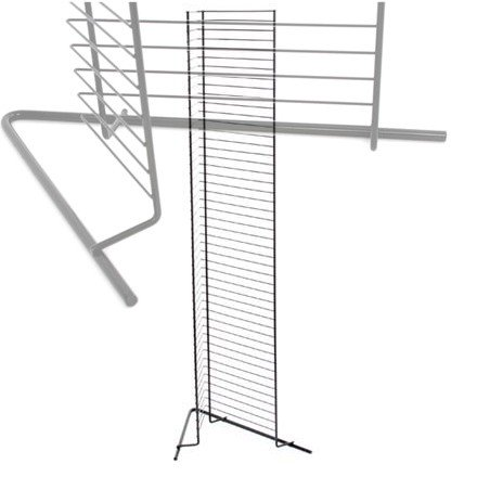 Rack/Stand 20C Para 45 DVD Black (Metalico)