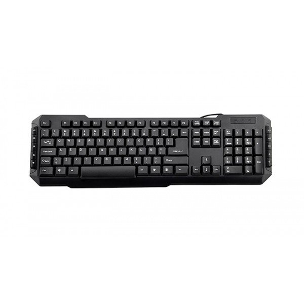 Teclado PS2 3GO Drile Negro