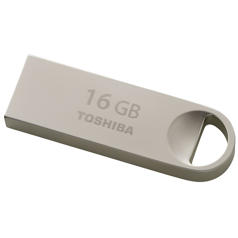 Pendrive 16GB Toshiba TransMemory Mini-Metal