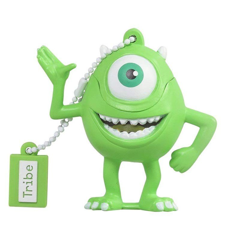 Pendrive 16GB Tribe Mike Wazowsky Monstruos S.A