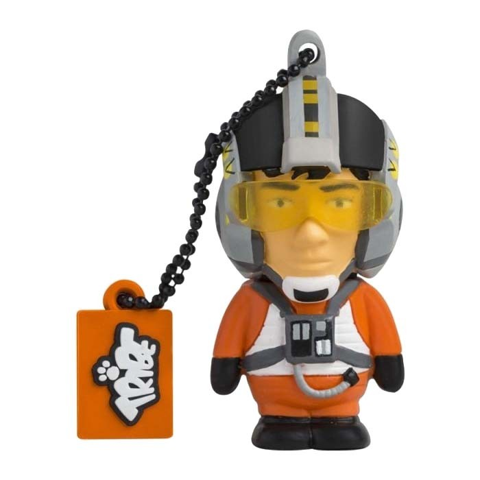 Pendrive 16GB Tribe Piloto X-Wing Star Wars