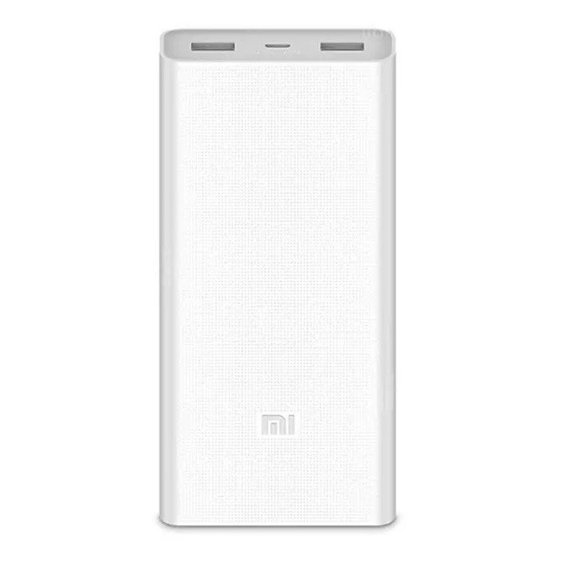 Bateria Portable PowerBank Xiaomi Mi Power Bank 2C 20.000 mAh