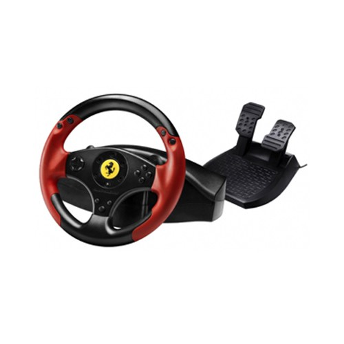Volante Thrustmaster Ferrari Red Legend Edition (PC/PS3)