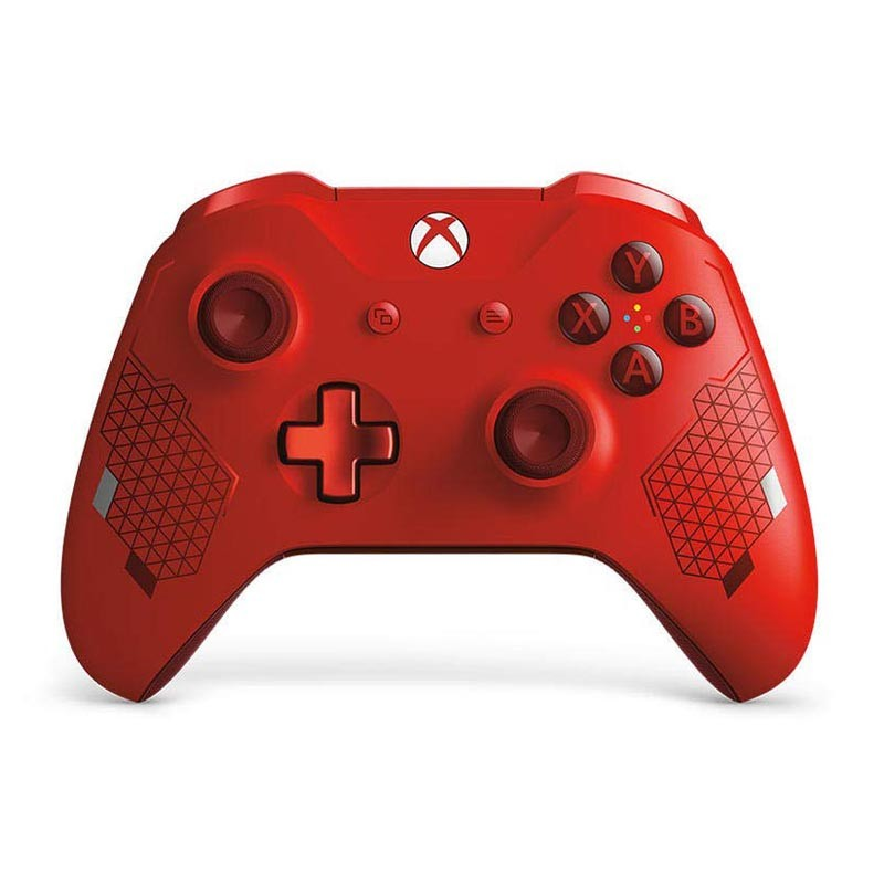 Xbox One Wireless Sports Red