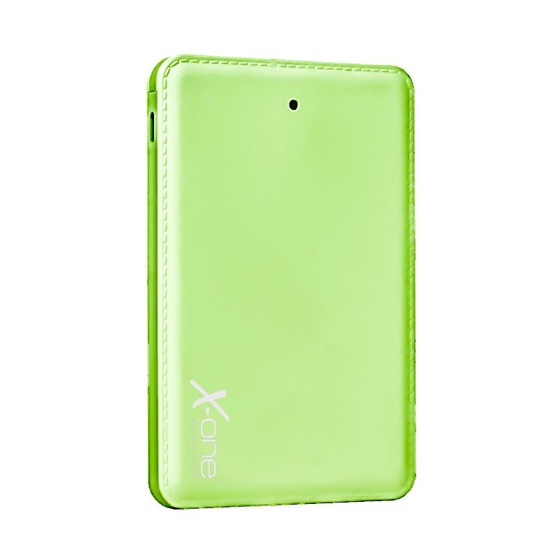 PowerBank X-One 3 en 1 3000mAh Verde