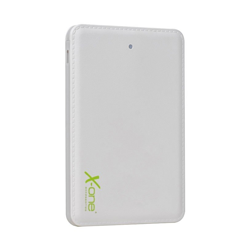 PowerBank X-One 3 en 1 3000mAh Blanco