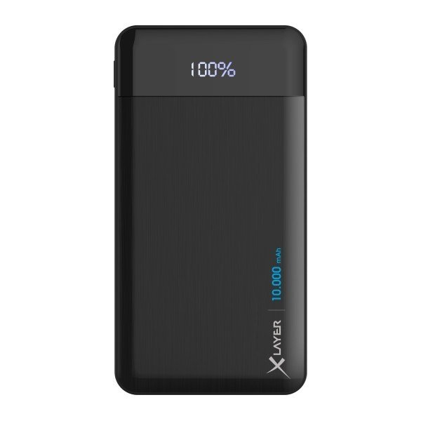Powerbank Xlayer X-Charger 10.000mAh Antracita