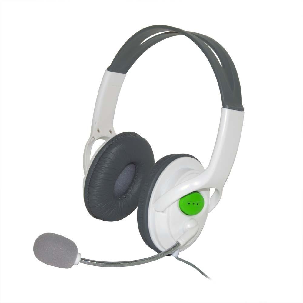 Xbox 360 Headset con Control de Volumen