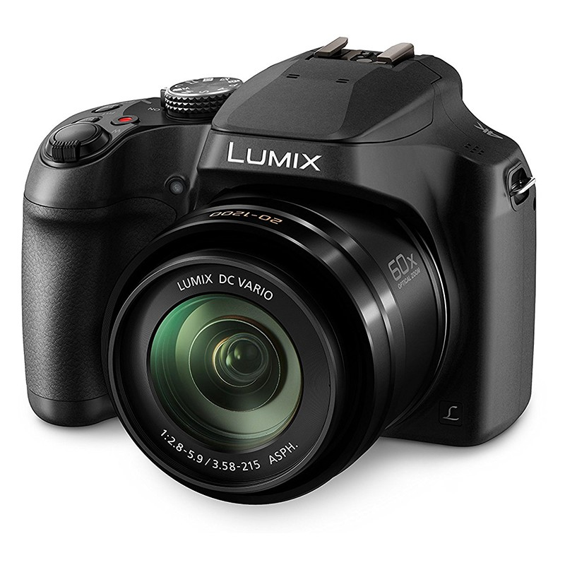 Cámara Digital Panasonic Lumix FZ82 Wifi 4K
