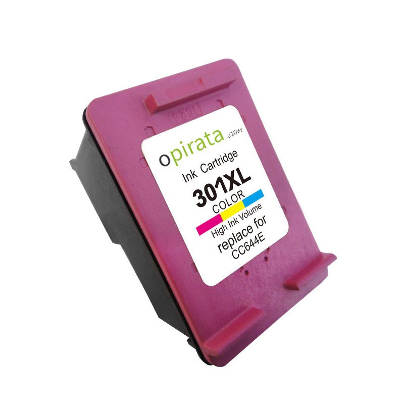 HP301XLC (Color) Cartucho de Tinta Compatible