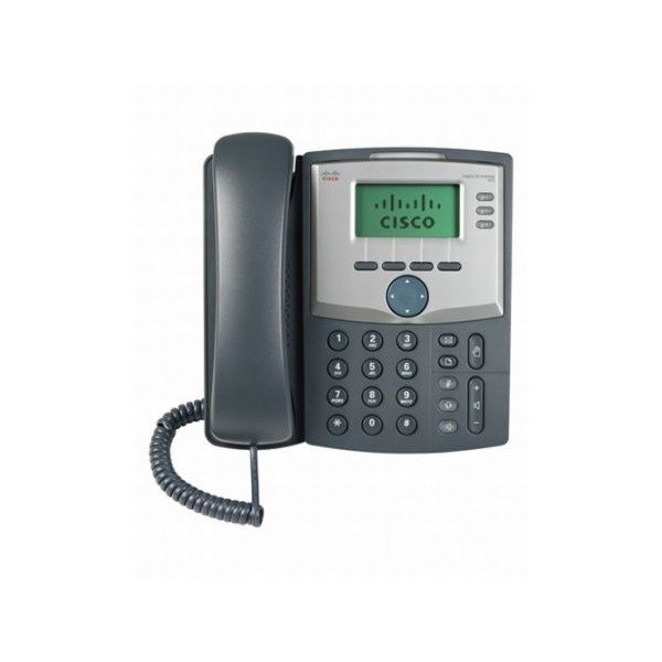 Teléfono VoIP de 3 Lineas Cisco Small Business SPA 303