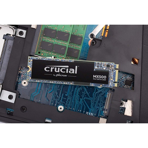 SSD M.2 500GB Crucial MX500 CT500MX500SSD4