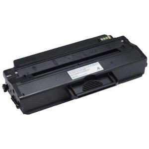 Dell 1260BK Toner Compatible Negro