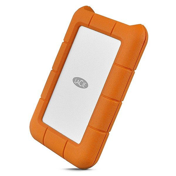 Disco Externo 5TB LaCie Rugged USB-C