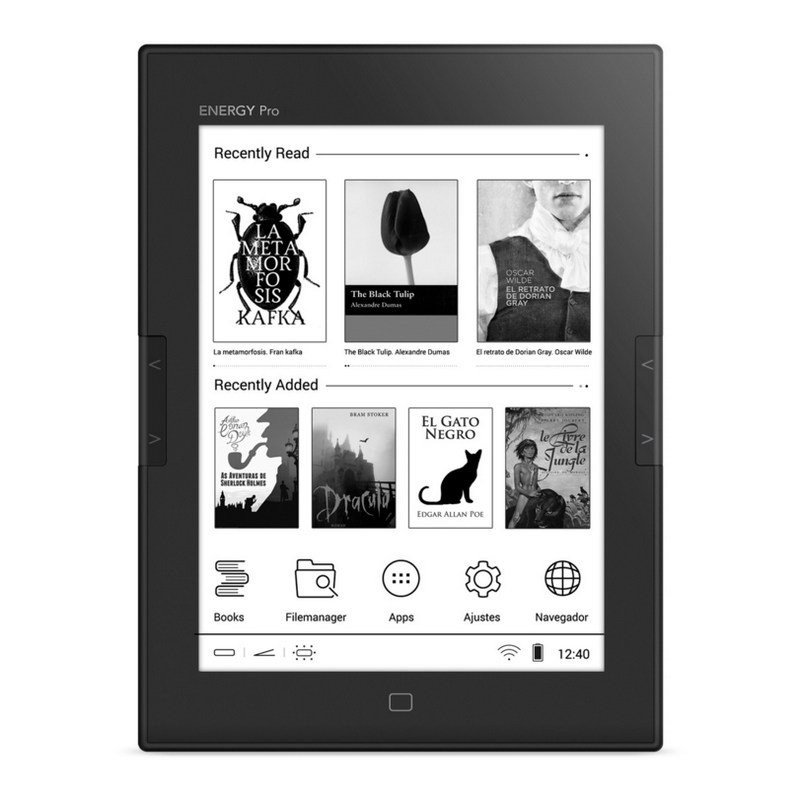 eBook Energy Sistem Pro HD 6