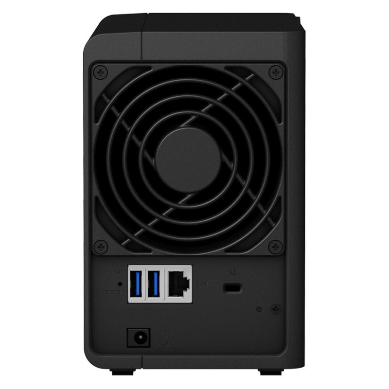 Estación NAS Synology DS218 2 Bahías