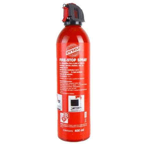 Extintor Spray Portatil (400ml)
