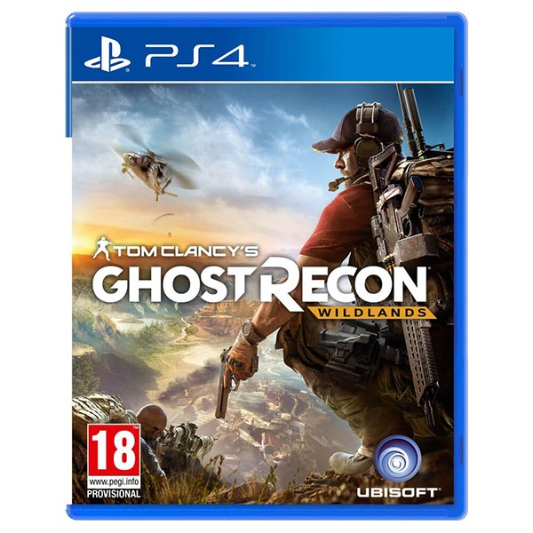 PS4 Juego Tom Clancy's Ghost Recon Wildlands