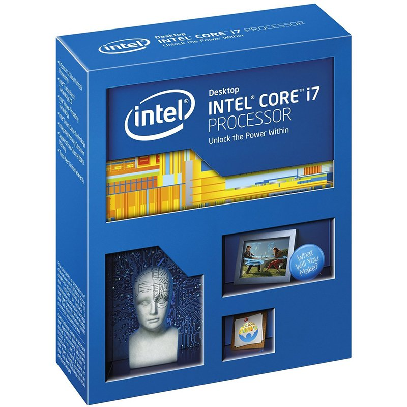 Procesador Intel Core i7-5820K 3.60GHz 15MB Socket 2011-3