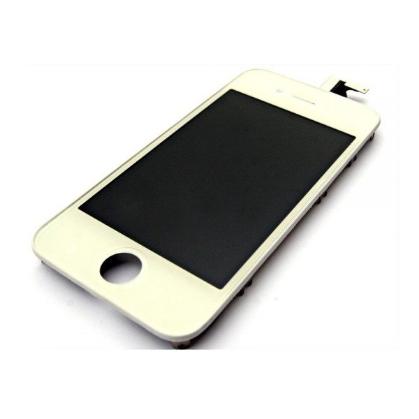 iPhone 4G Repuesto LCD + Touch Blanco