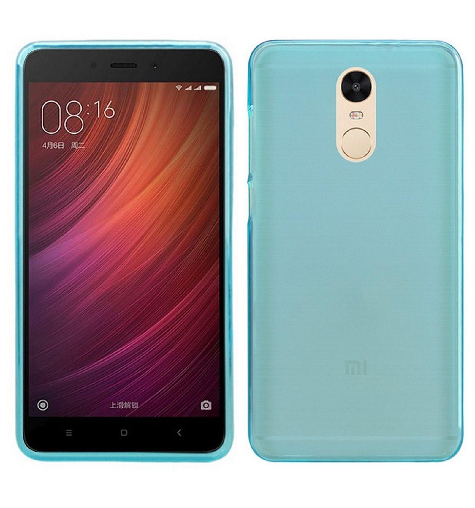 xiaomi-redmi-4x-4x-pro-funda-silicona-azul
