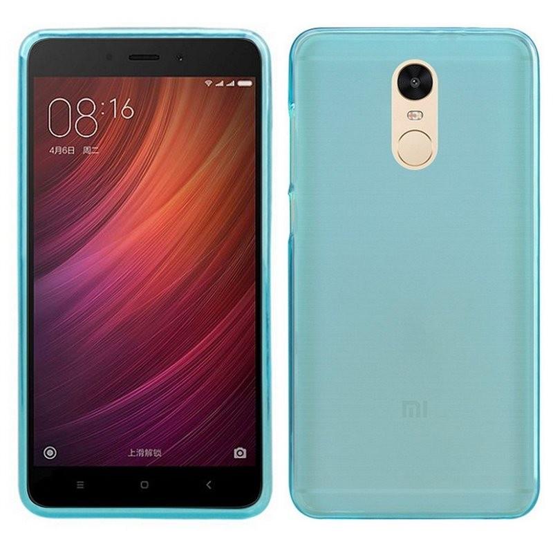 xiaomi-redmi-note-4-funda-silicona-azul