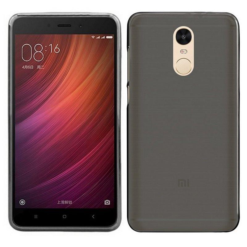 Xiaomi Redmi Note 4 Funda Silicona Negro