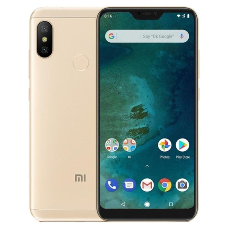 Xiaomi mi a2 lite 5.84` 3gb 32gb dorado