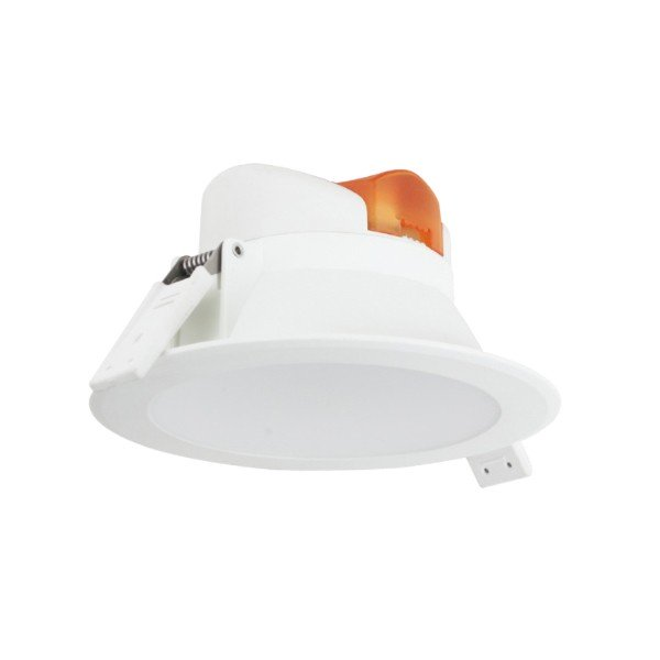 Foco Downlight Ondulado Led 8W 3000K 220v 113x58.6mm Serie E5