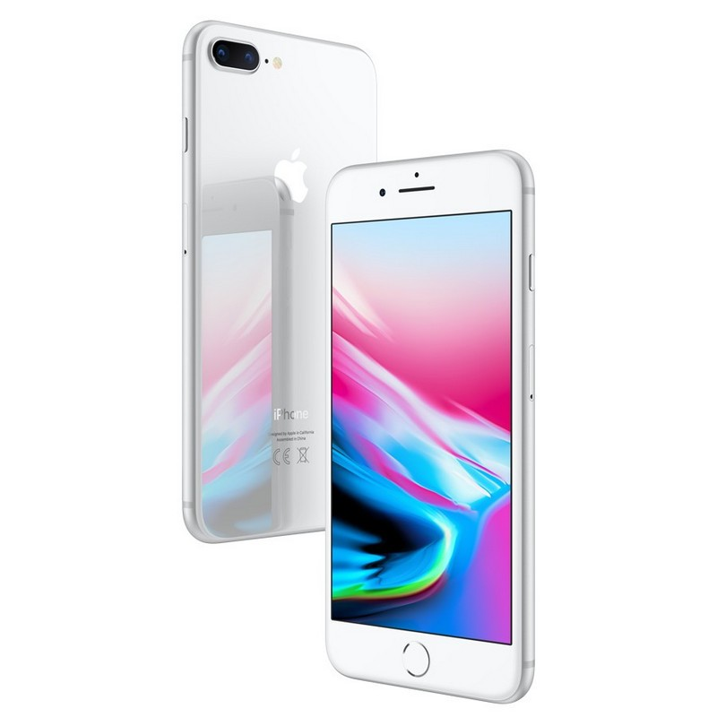 Apple iPhone 8 Plus 256GB Plata