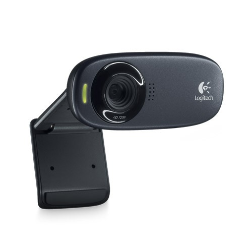 Webcam Logitech C310 HD