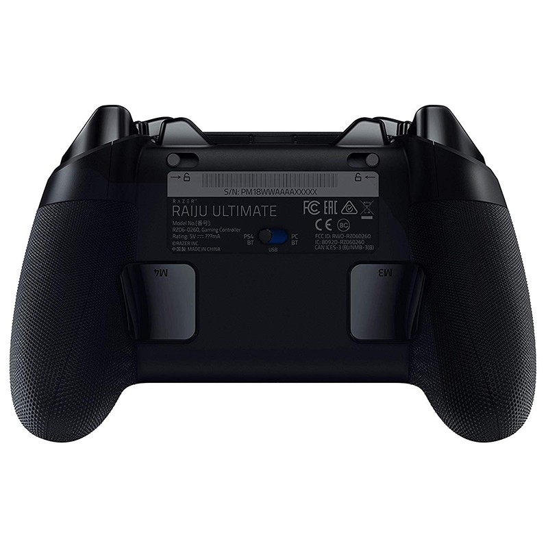 Mando Oficial PS4 Razer Raiju Ultimate Chroma RGB