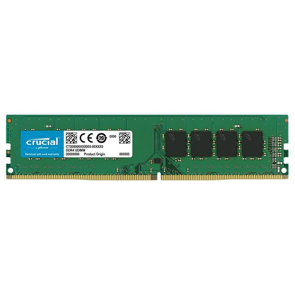 Memoria Crucial CT8G4DFS824A 8GB DDR4 2400MHz PC4-19200