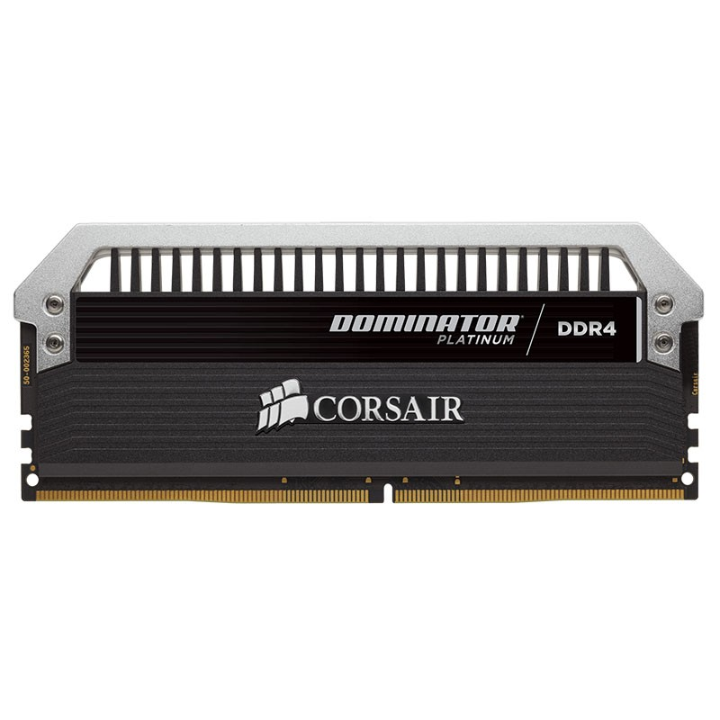 Kit Memoria Corsair Dominator Platinum 8GB DDR4 3000MHz C15 (2x4GB)
