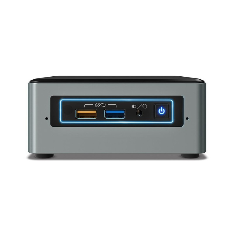 Mini PC Barebone Intel NUC BOXNUC6CAYH J3455