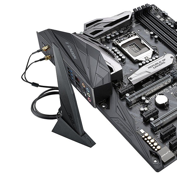 Placa Base Asus ROG Maximus X Hero (WI-FI AC) ATX LGA1151(300)