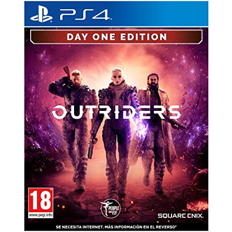 PS4 Juego Outriders Day One Edition